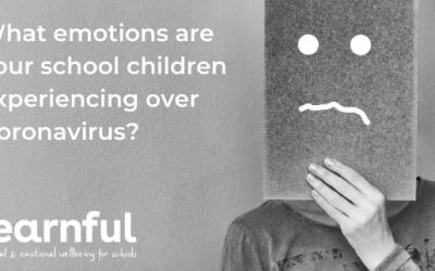 Teacher Toolbox: The emotional impact of Coronavirus in schools